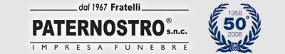 onoranze funebri Palermo – servizi funebri palermo – cremazioni Paternostro