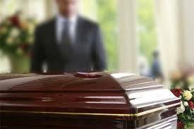 vestizione funebre
