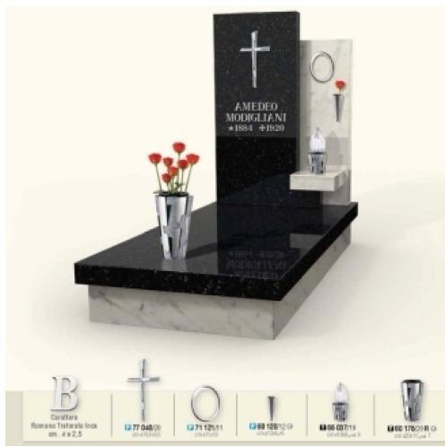 Realizzazione di opere ciminiteriali e di arte funeraria