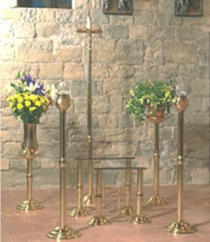 Set candelabri
